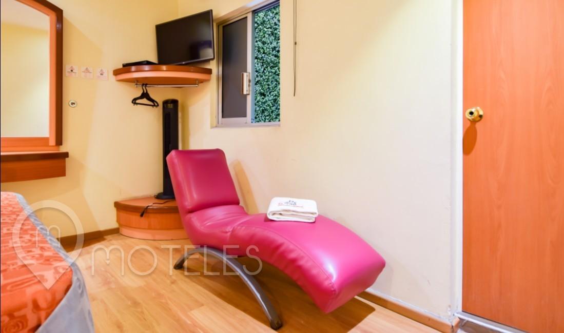 Habitacion Suite del Motel El Conde