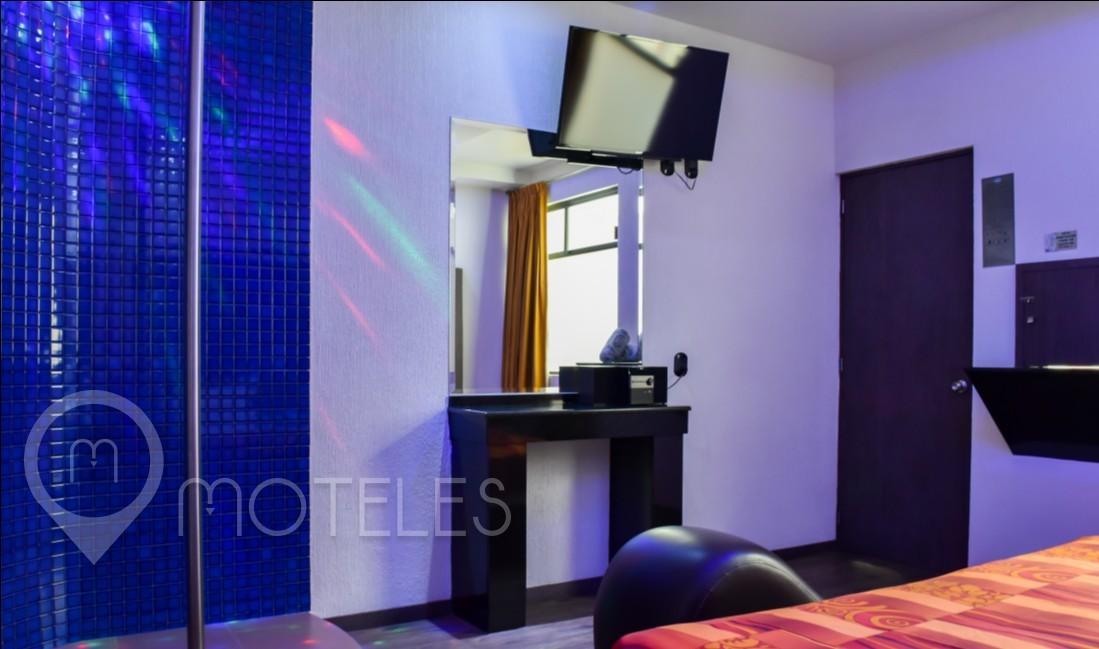 Habitacion Sencilla del Motel El Rincón de la Selva