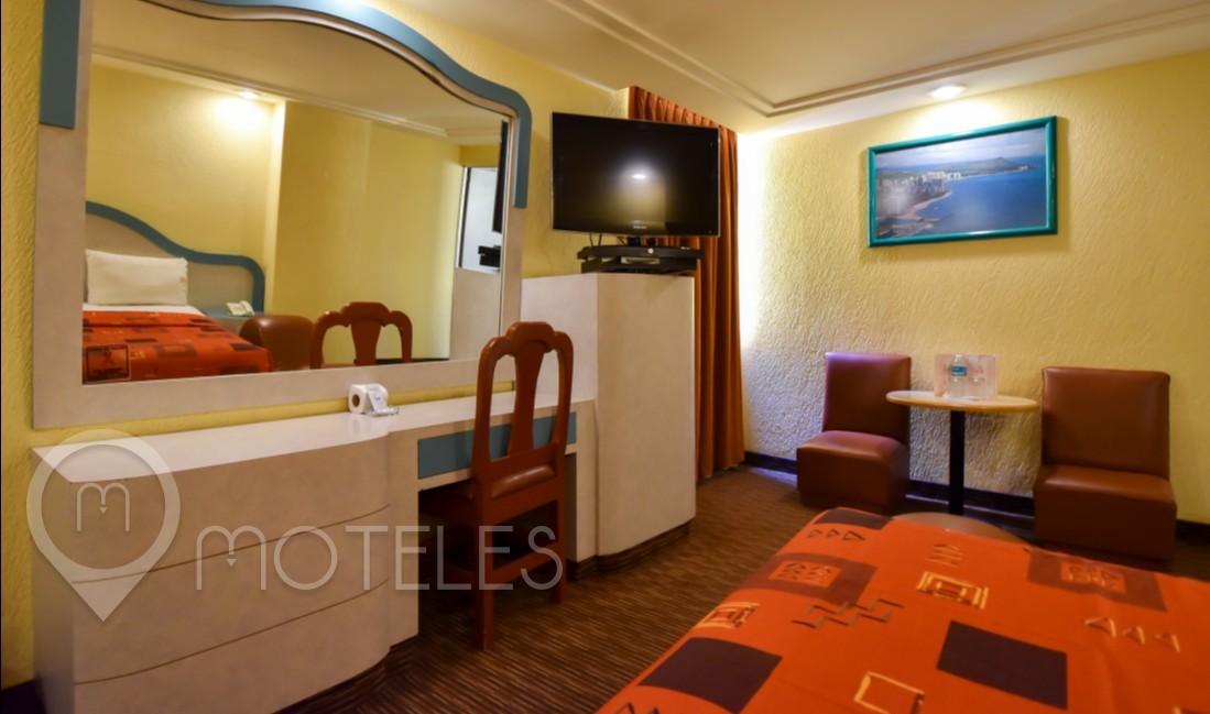 Habitacion Queen Size  del Motel Encanto