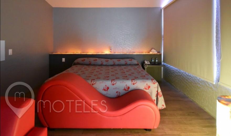 Habitacion Junior Suite del Motel Euro Suites