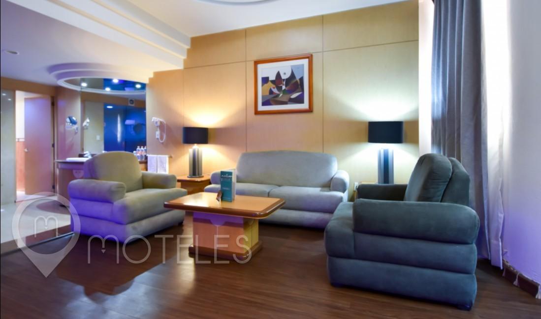 Habitacion Suite Amor del Motel Villas Firenze
