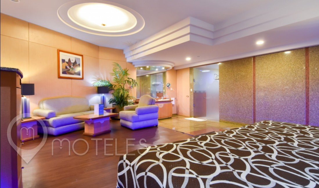 Habitacion Junior Suite del Motel Villas Firenze