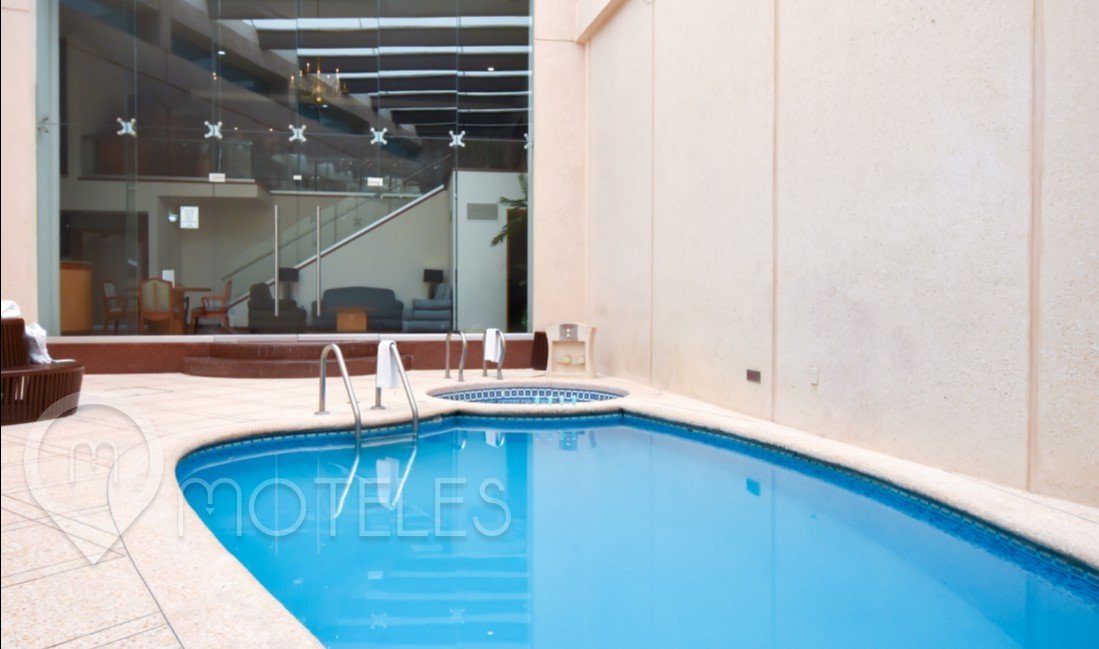 Habitacion Master Suite Alberca del Motel Villas Firenze