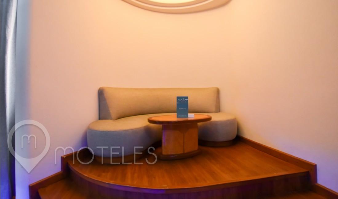 Habitacion Villa Sencilla con Potro del Amor del Motel Villas Firenze