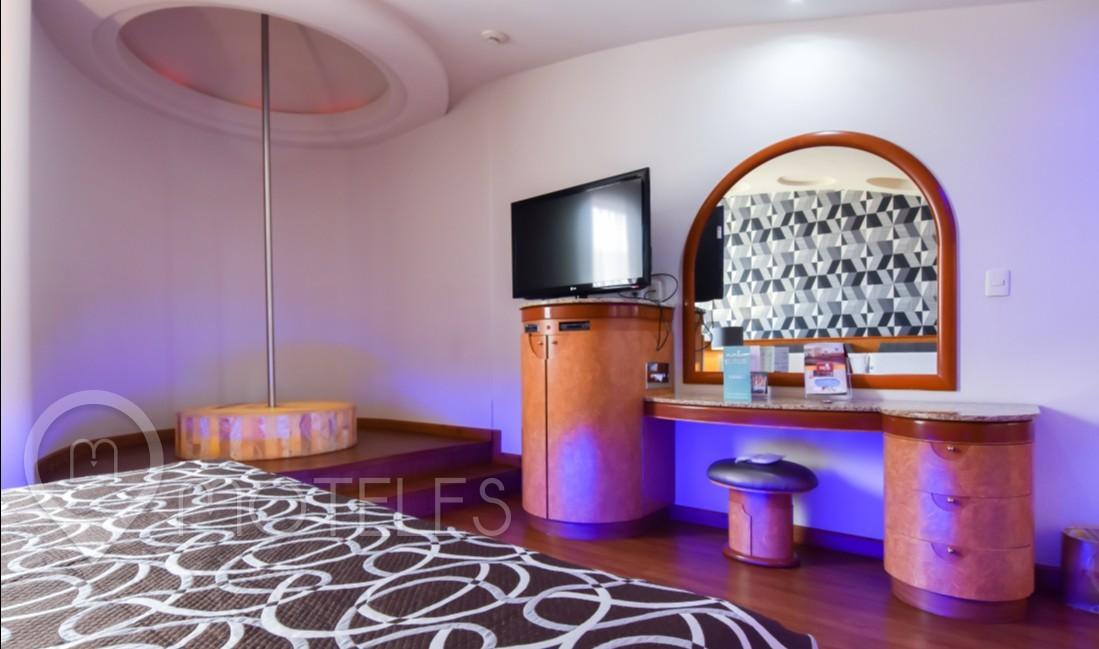 Habitacion Villa Sencilla con Tubo del Motel Villas Firenze