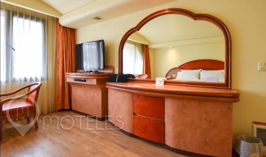 Habitacion Torre Sencilla del Motel Franklin  Hotel y Villas