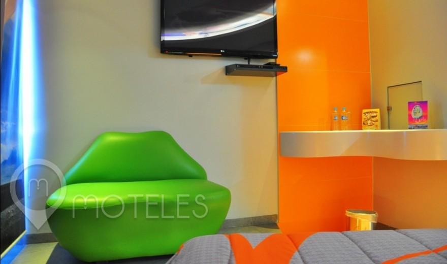 Habitacion Hotel del Motel Gala Auto Suites