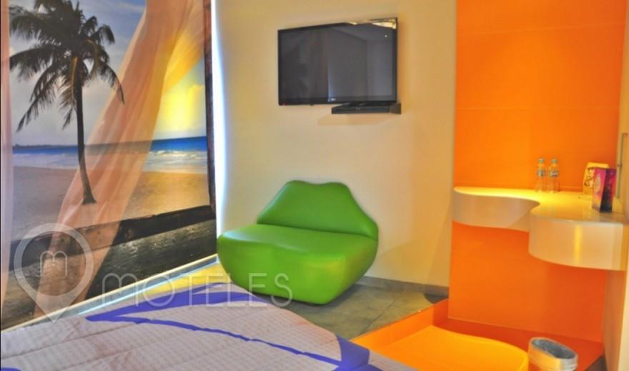 Habitacion Motel del Motel Gala Auto Suites