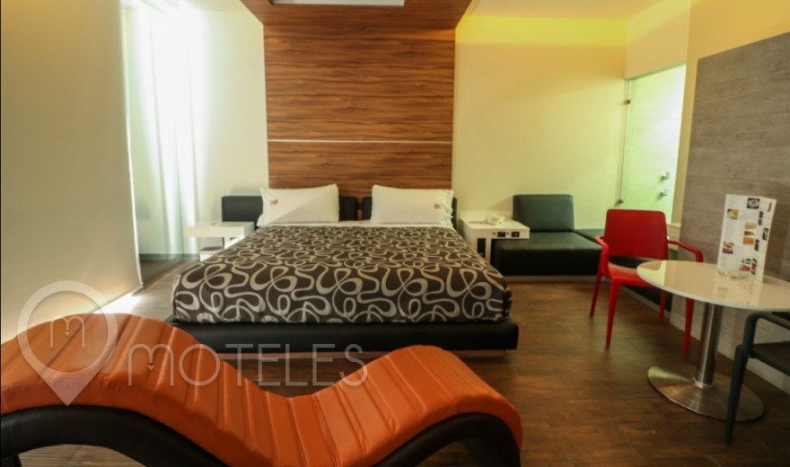 Habitacion Sencilla del Motel Grana Hotel & Suites