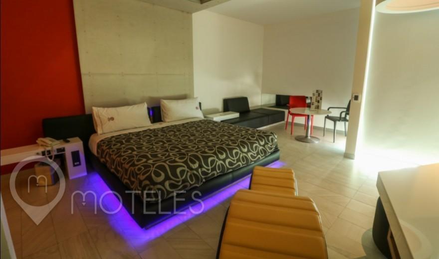 Habitacion Suite del Motel Grana Hotel & Suites