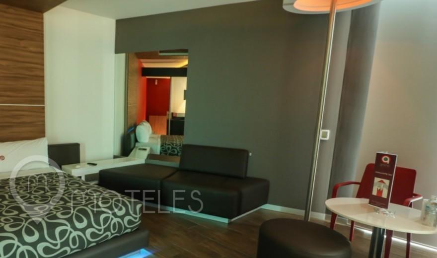 Habitacion Suite Jacuzzi / Vapor del Motel Grana Hotel & Suites