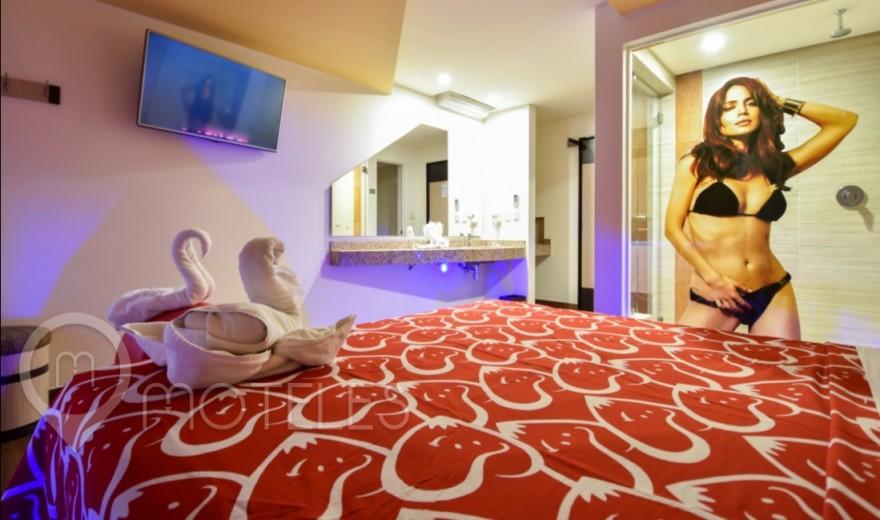 Habitacion Master del Motel Hot La Villa