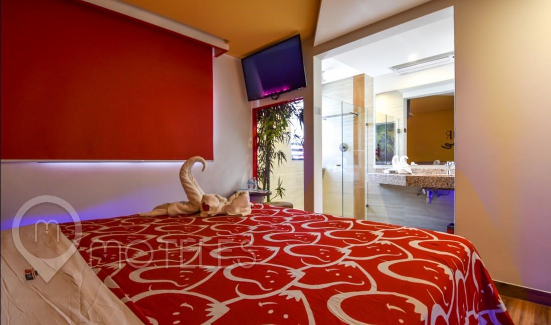 Habitacion Mini  del Motel Hot La Villa