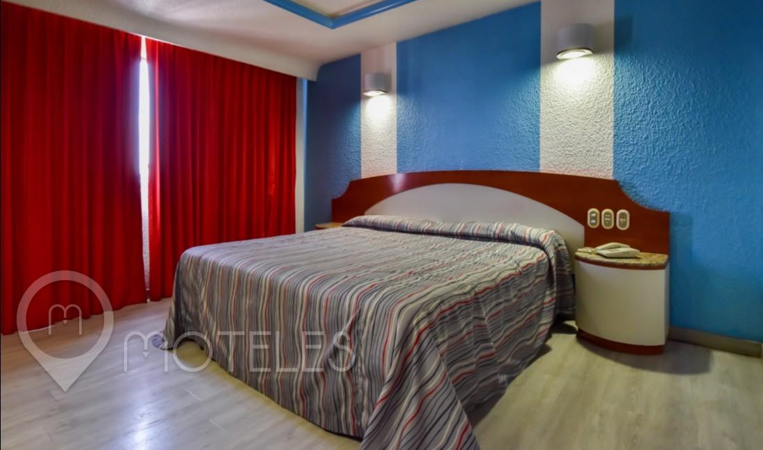 Habitacion Torre Jacuzzi  del Motel Hotel Ecatepec