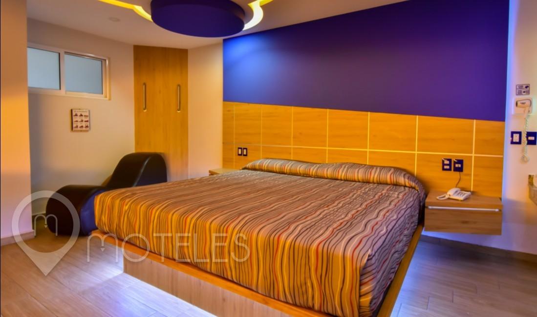 Habitacion Villa  del Motel Hotel Ecatepec