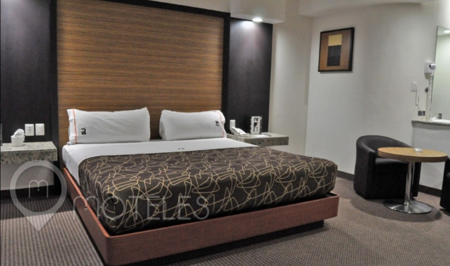 Habitacion Estándar del Motel NS Hotel & Villas