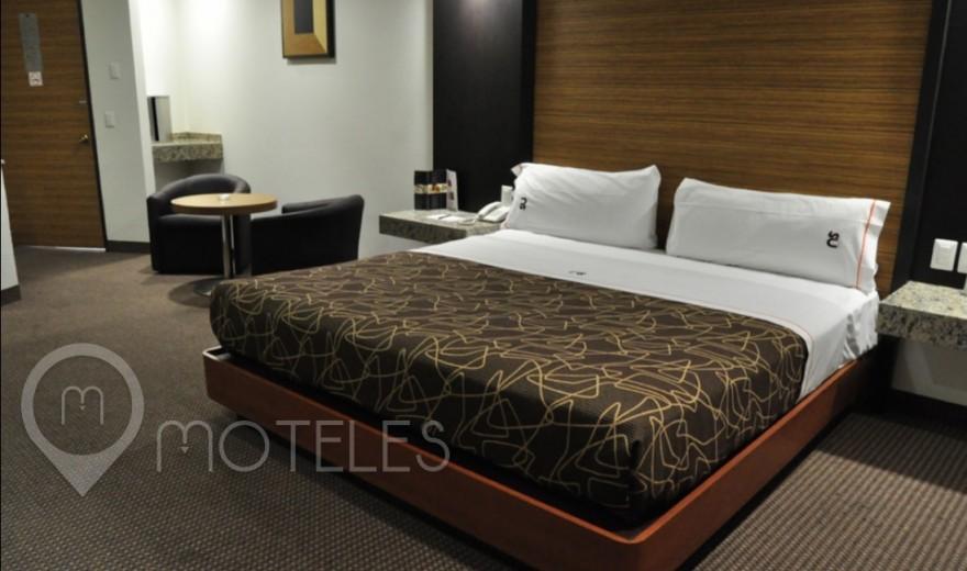 Habitacion Sauna del Motel NS Hotel & Villas