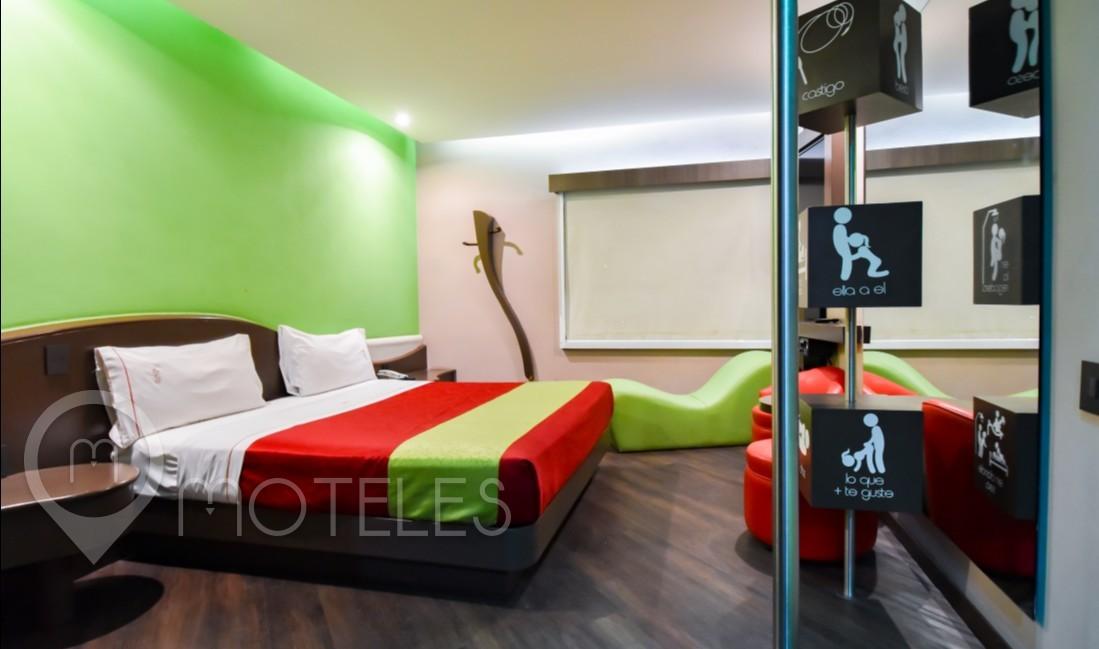 Habitacion Torre VIP  del Motel Hotel y Villas Vento