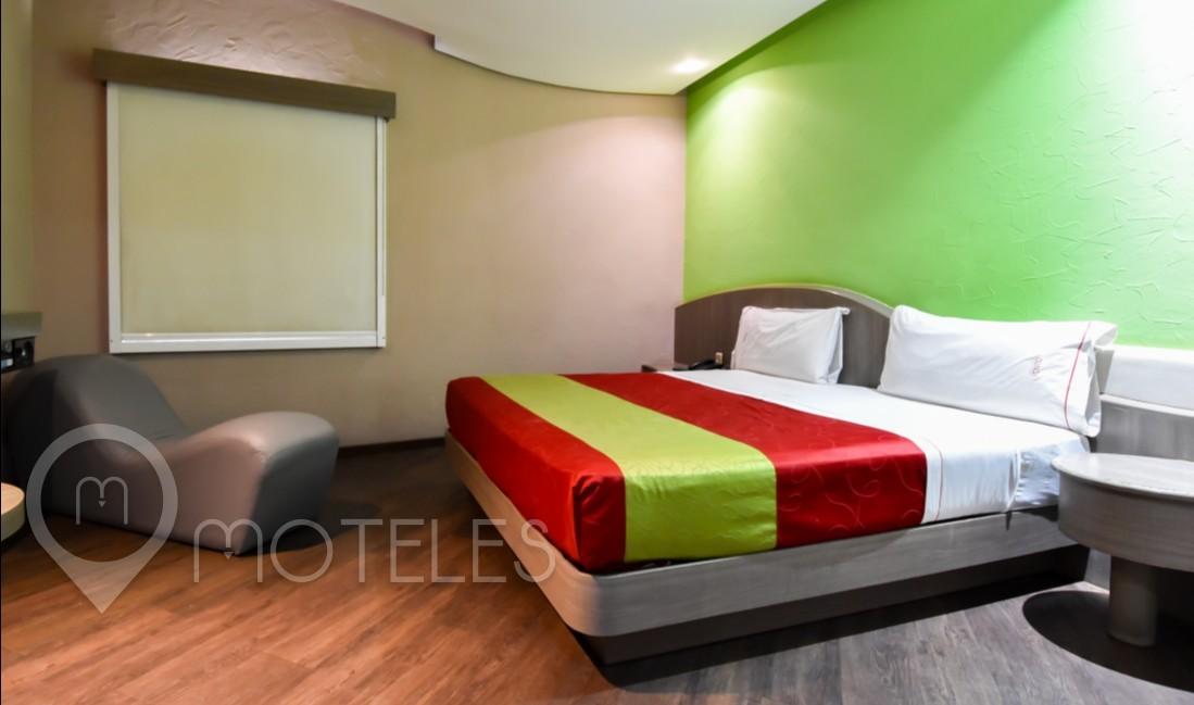 Habitacion Villa Sencilla  del Motel Hotel y Villas Vento