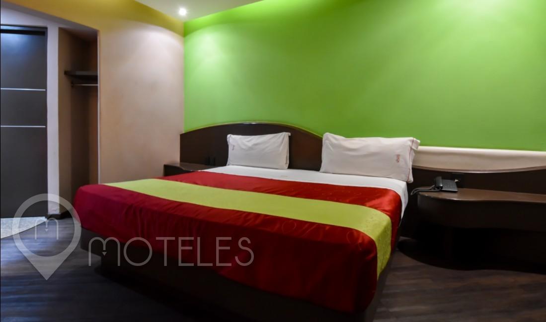 Habitacion Villa Sencilla VIP  del Motel Hotel y Villas Vento