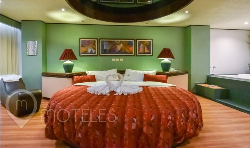 Habitacion Master Suite del Motel Oslo