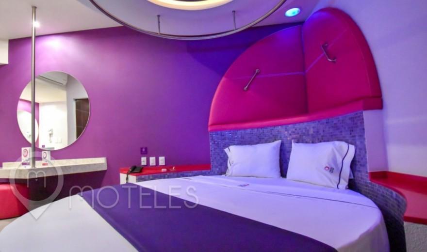 Habitacion Suite Standard del Motel Hotel y Villas Sfera