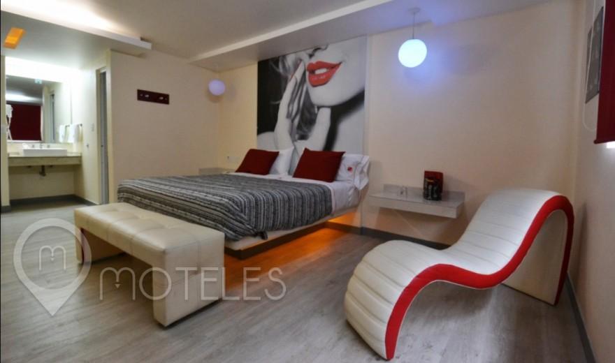 Habitacion Sencilla del Motel Huipulco