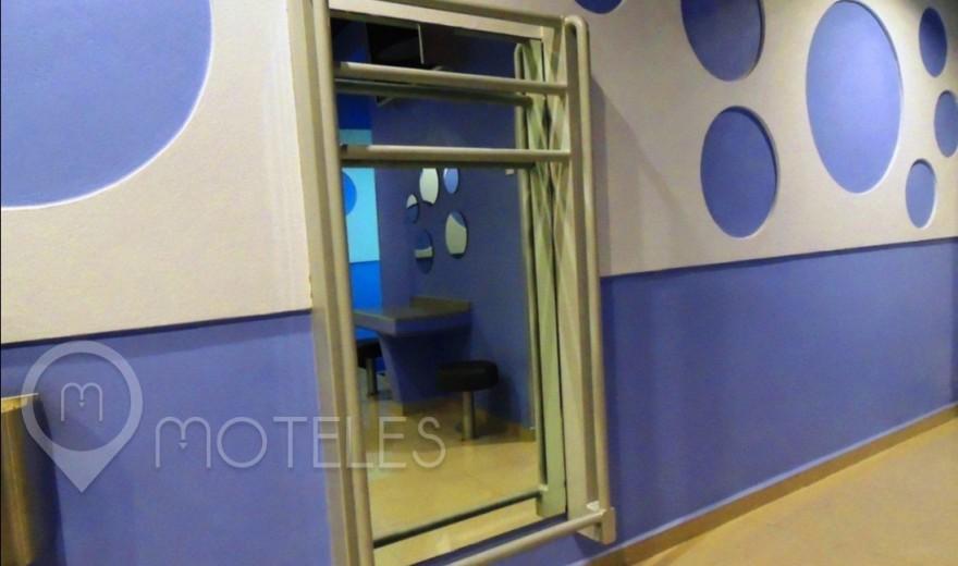 Habitacion Jr. Suite del Motel Ke Color
