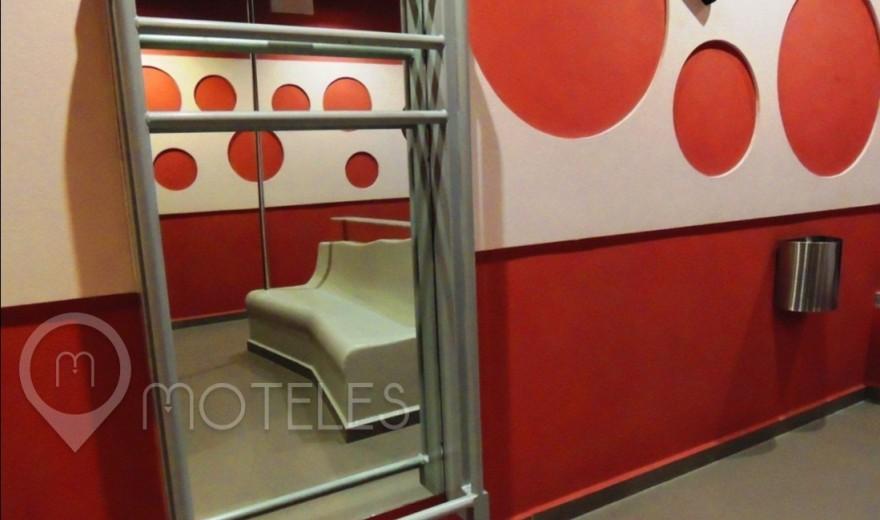 Habitacion Suite del Motel Ke Color