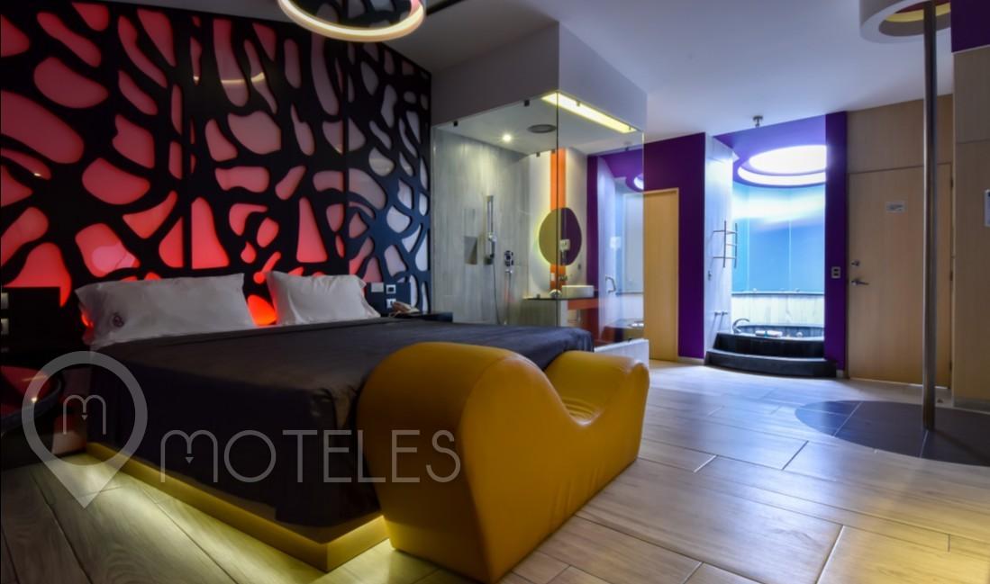 Habitacion Jacuzzi del Motel K20