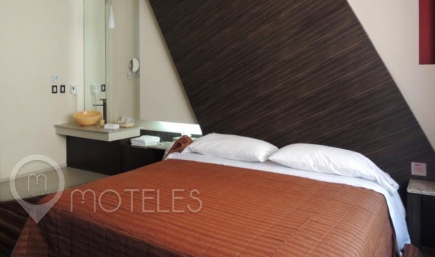 Habitacion Torre Normal del Motel La Moraleja Villas & Suites