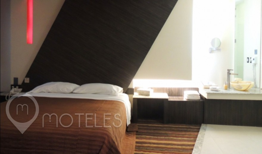 Habitacion Torre Suite  del Motel La Moraleja Villas & Suites
