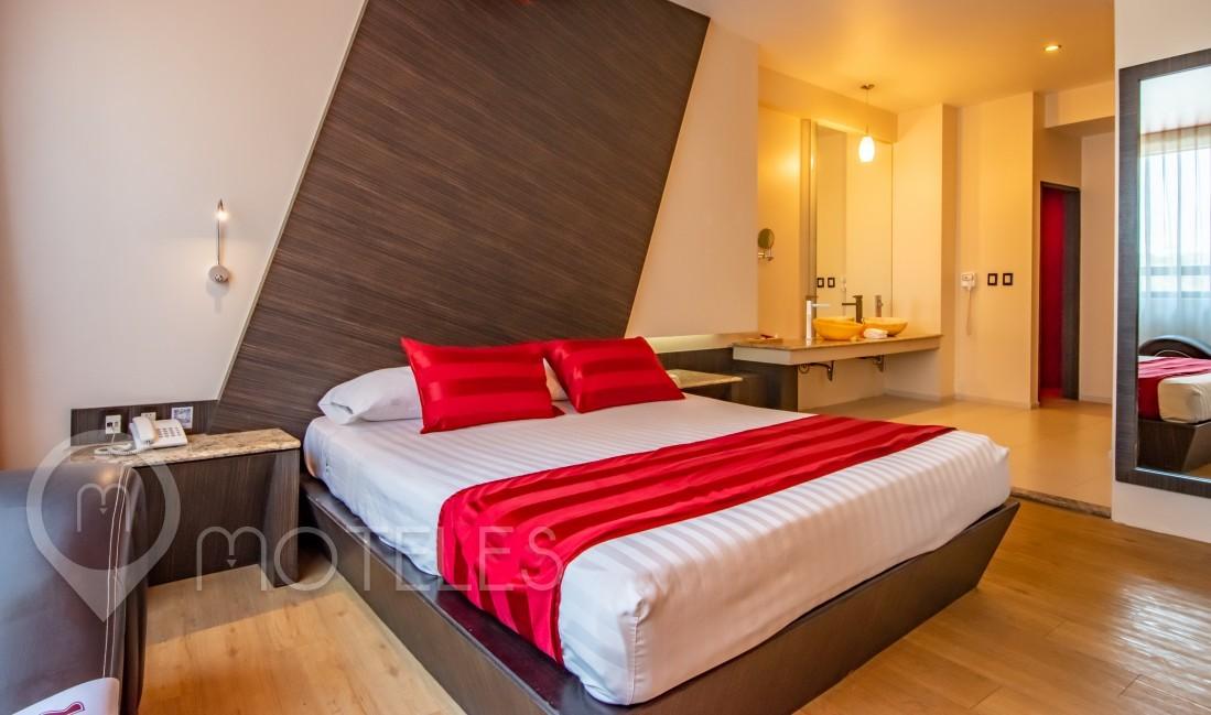 Habitacion Torre & Suite  del Motel La Moraleja Villas & Suites