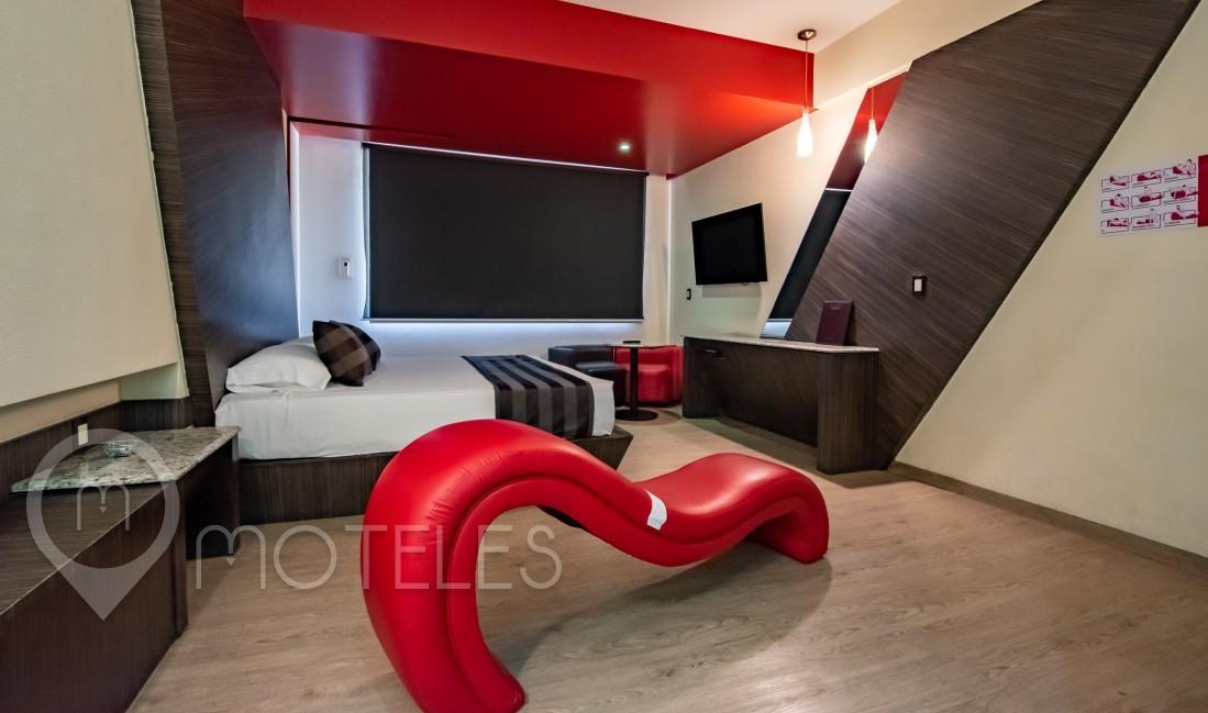 Habitacion Villa Sencilla del Motel La Moraleja Villas & Suites