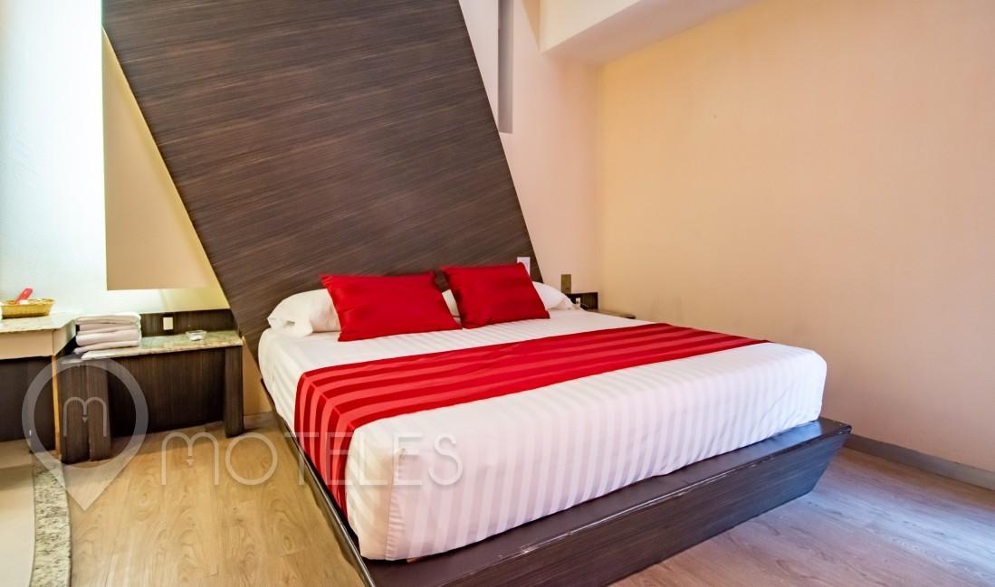 Habitacion Villa Suite Jacuzzi  del Motel La Moraleja Villas & Suites