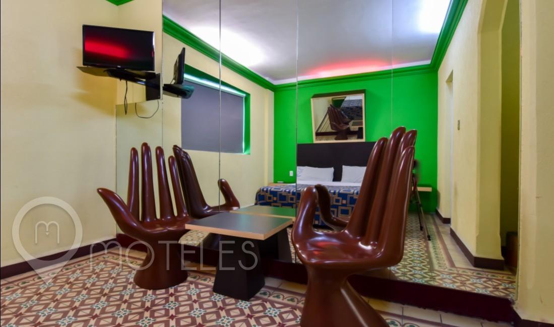 Habitacion Standard del Motel La Raza