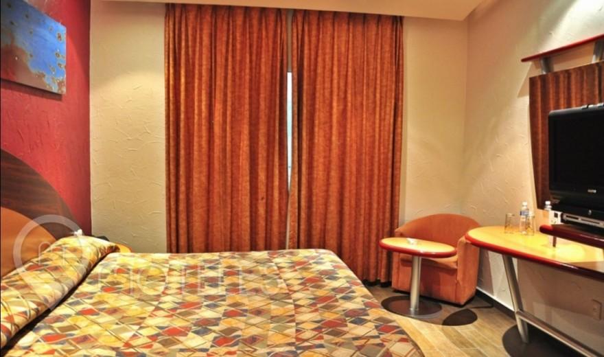 Habitacion Hotel Sencilla del Motel La Venta