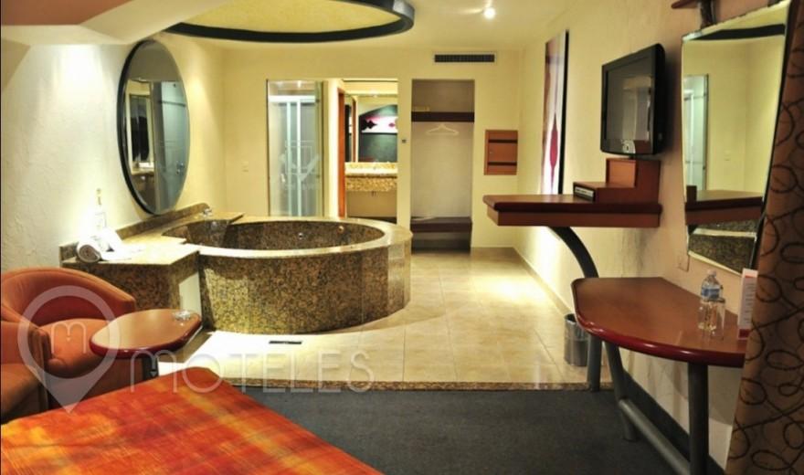 Habitacion Villa Jacuzzi del Motel La Venta