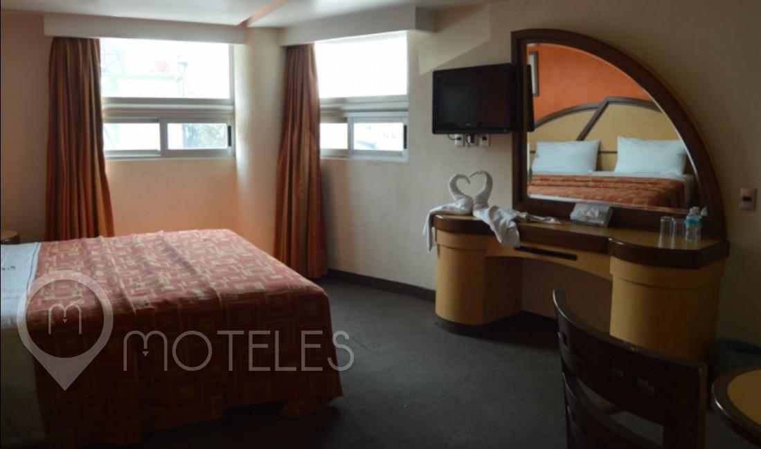 Habitacion Estándar del Motel Hotel y Villas Lam