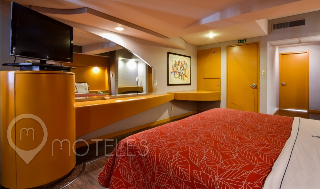 Habitacion Sencilla del Motel Leo