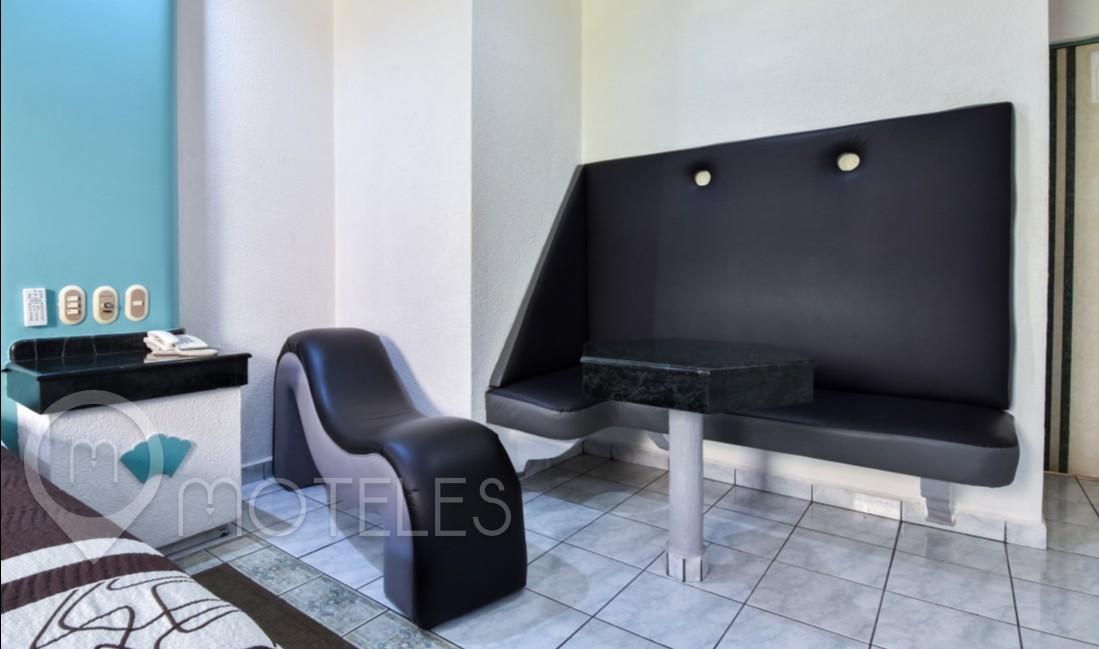 Habitacion Sencilla del Motel Lexus