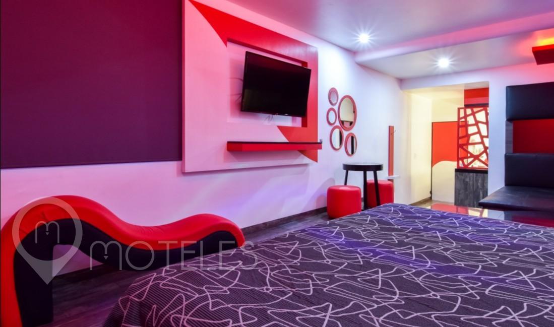 Habitacion Sencilla remodelada del Motel Lexus