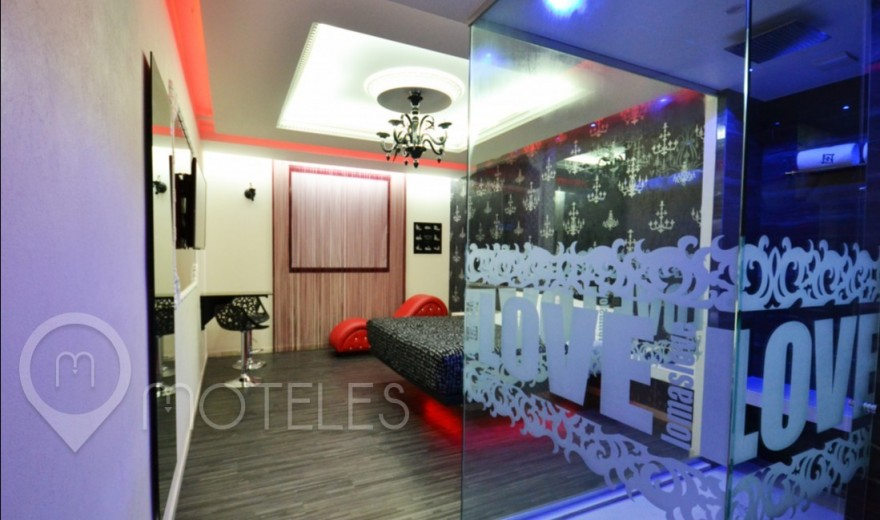 Habitacion Love Room del Motel Lomas Love