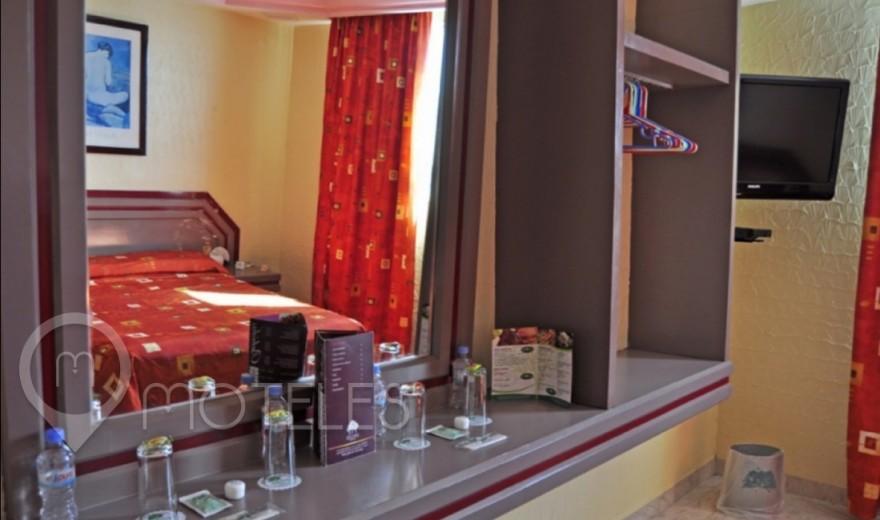 Habitacion Suite Doble del Motel Los Cedros