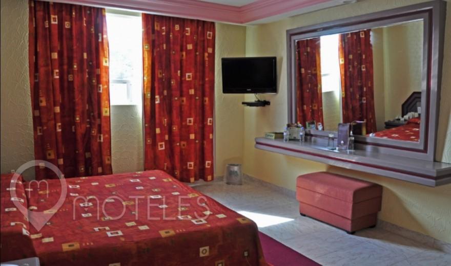 Habitacion Suite Exterior del Motel Los Cedros