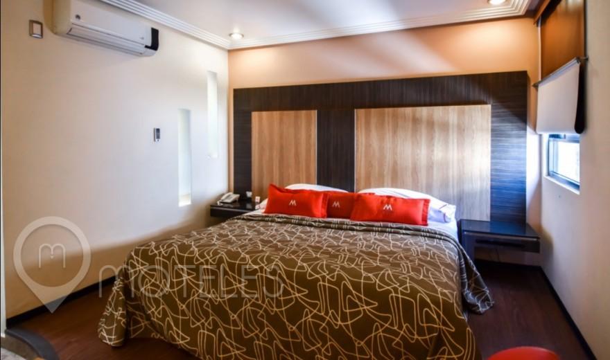 Habitacion Suite del Motel M Motel & Suites - Eje 6 Sur