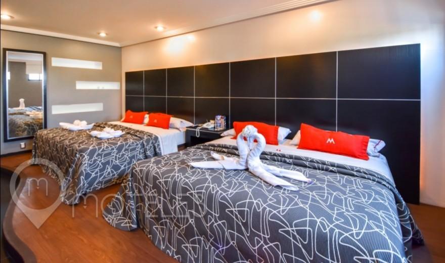 Habitacion Villa Doble del Motel M Motel & Suites - Eje 6 Sur