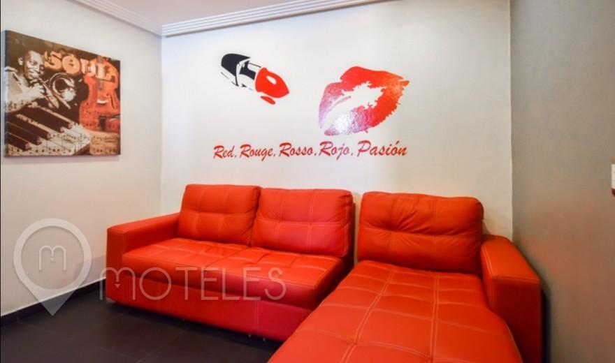 Habitacion Villa Luxor del Motel M Motel & Suites - Eje 6 Sur