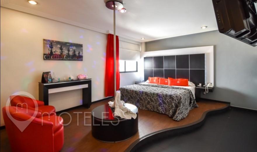 Habitacion Villa Master  del Motel M Motel & Suites - Eje 6 Sur