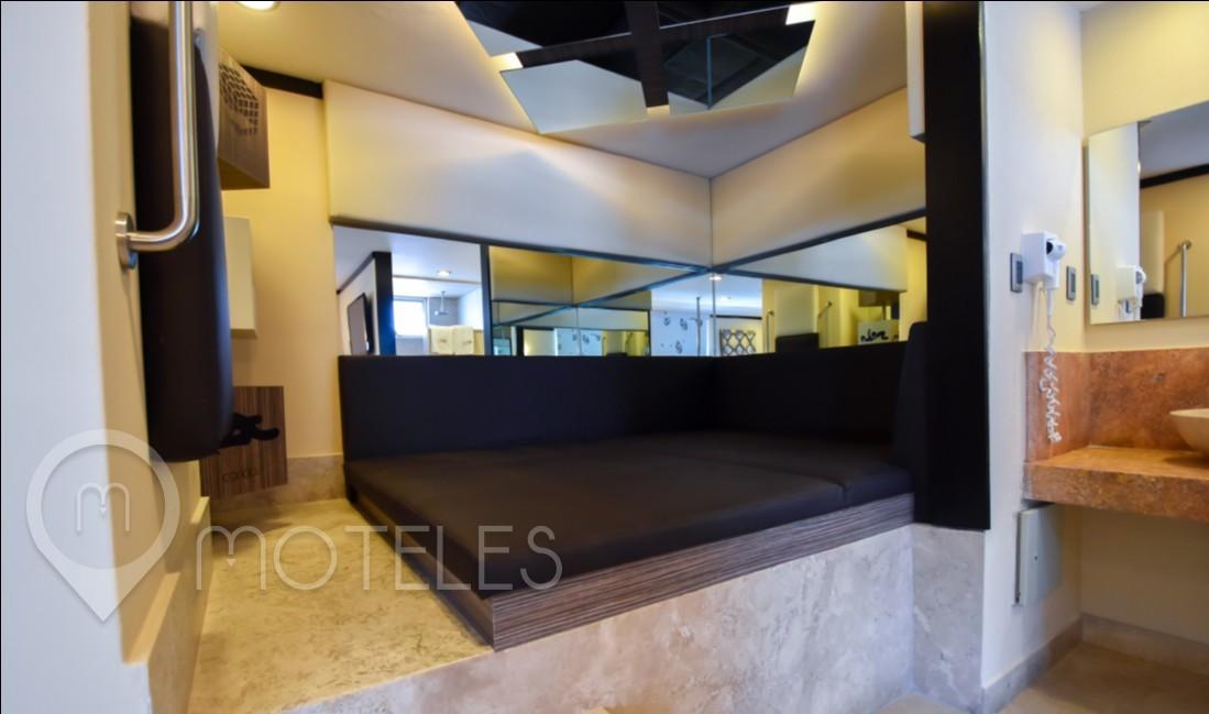 Habitacion Master Suite del Motel M Motel & Suites - Tláhuac